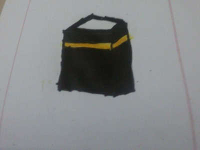 """How to draw Muslim Mecca Kaaba """"Drawing Step""""Tamil"""