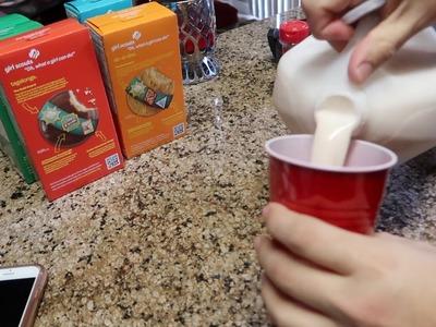 How To: Homemade Horchata Recipe w. My Hunnie Bunnie!
