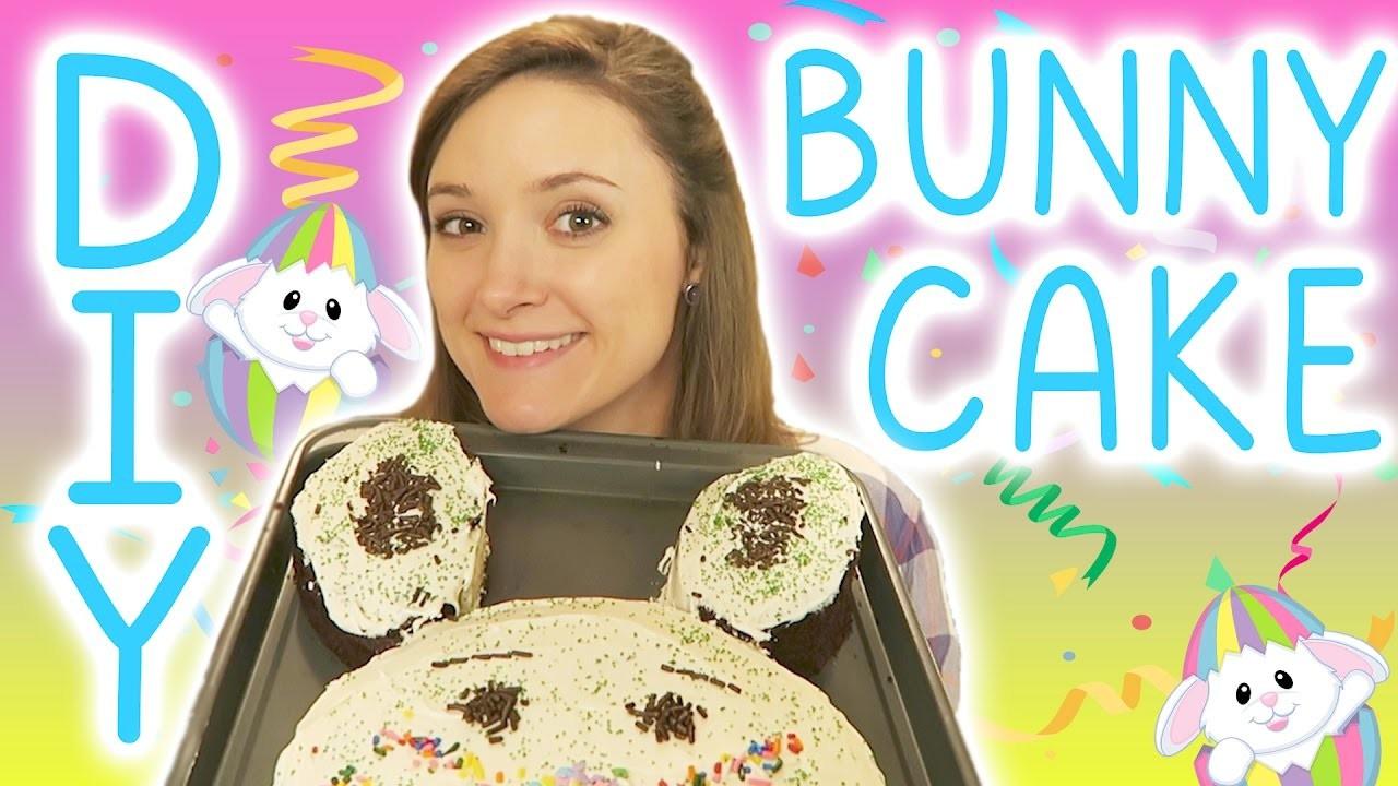 How to Make a Bunny Cake!