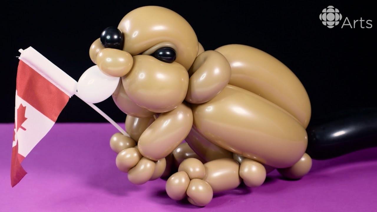 How To Make a 'Dam' Good Balloon Beaver