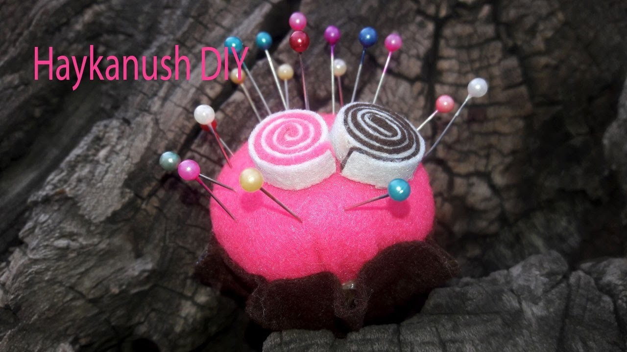 How to Make a Pincushion Step by Step Easy