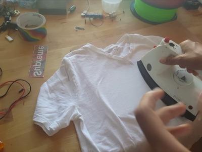 How To Make A Supreme Shirt