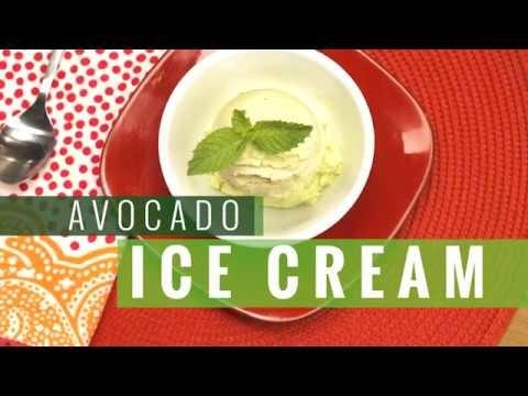 How to Make Avocado Ice Cream
