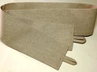 How to make curtain tiebacks