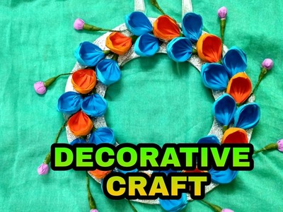 How to make decorative items with paper at home