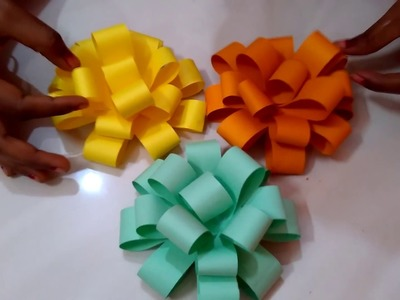 Make how to prepare clay how to make flowers how to prepare clay how to make paper flower bow mightylinksfo