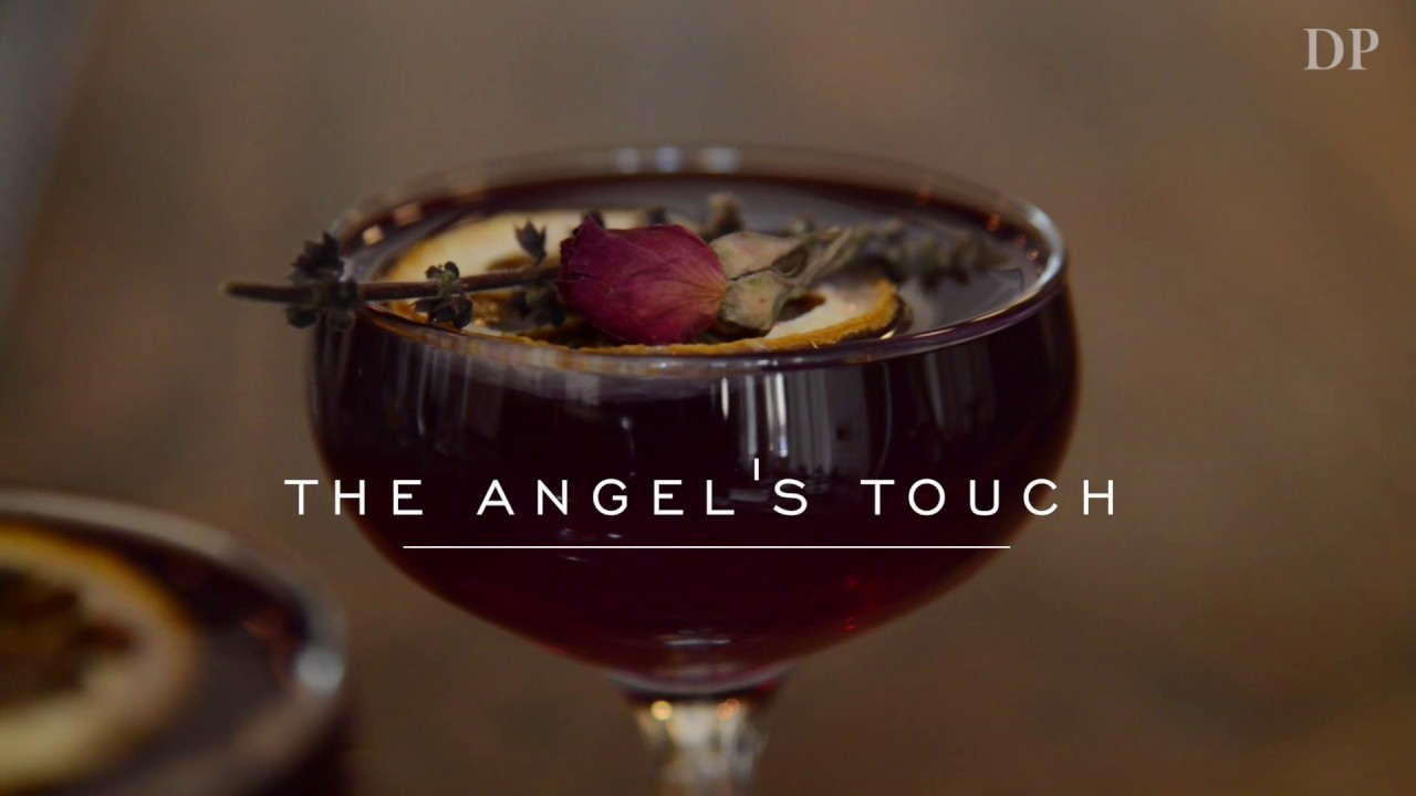 How to make the Angle's Touch Cocktail at Union Lodge 1