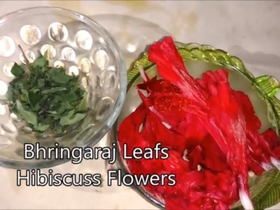 How to turn grey hair to black naturally permanently,bhringraj oil for hair growth,Hibiscuss flowers
