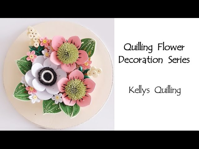 Paper quilling flower decorations kubreforic paper quilling flower decorations mightylinksfo