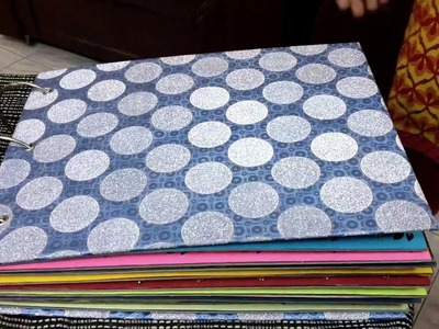 Scrapbook | DIY - Handmade | Handcrafted For Daughter - Sample