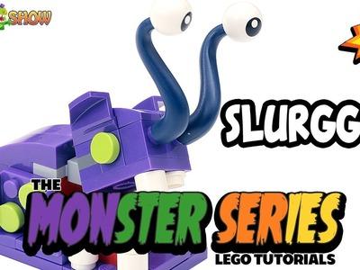 Slurgg - How to Build A LEGO Monster Tutorial #7