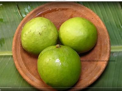 Traditional way to make Avakaya Pickle | How to Make Mango Avakai Pachadi (ఆవకాయ పచ్చడి)