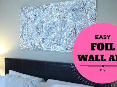 BUDGET DIY WALL ART DECOR FOR BEDROOM (EASY & CHEAP) $30 HOME DECOR HAUL