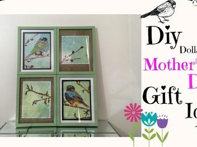 DIY DOLLAR TREE MOTHER'S DAY GIFT IDEA