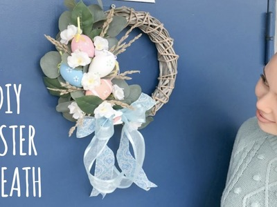 DIY - Easter Wreath