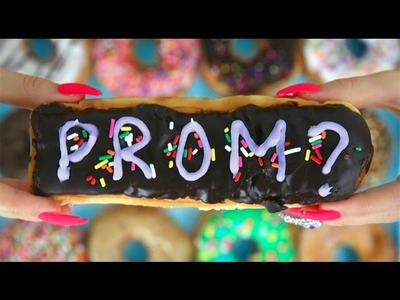 DIY Edible Life Hacks To Get A Prom Date! | Best Ideas 2017
