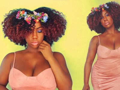 DIY Festival Flower Crown. Headband. Choker