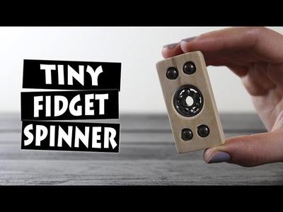 DIY Hand Spinner Fidget Toy WOODEN
