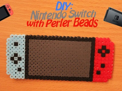 DIY: Nintendo Switch - Perler Beads