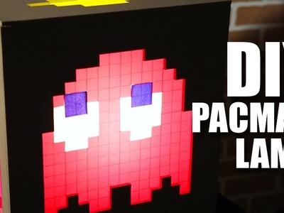 DIY Pacman Lamp   Room Decor Ideas   Mad Stuff With Rob