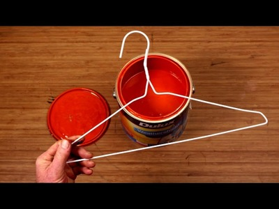 How To Keep A Paint Can Clean & Avoid Sticking - D.I.Y. At Bunnings