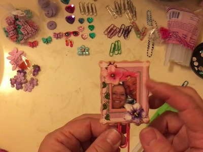 Mothers Day 30 days of gift ideas #2 - Embellishments - paper clips