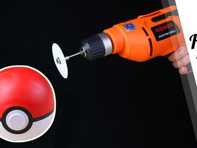 PAPER vs POKEBALL ???? WHAT CAN YOU CUT WITH PAPER?
