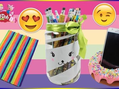 School Supplies 2017 | DIY Back To School | Emoji Supplies