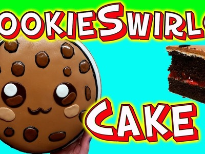 Cookie Swirl C Birthday Cake DIY. In this videos I show you how to make this Awesome Shopkin Cake 10
