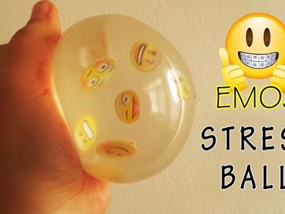 Easy Emoji Stress ball | DIY