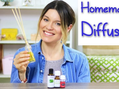 Homemade Essential Oil Diffuser. Easy 5 Minute DIY!. LiveEatStyle