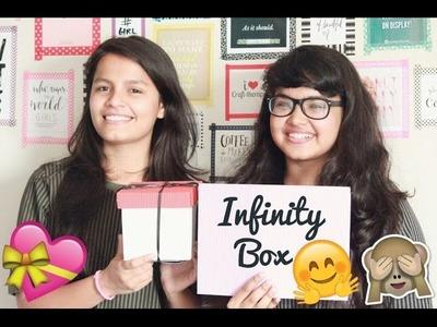 Infinity Box | Handmade Gift | Scissors And Ribbons