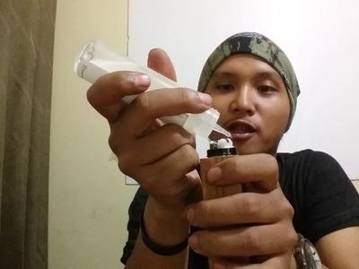 Review O.L.D Box Mod Diy Vape Made In Bandung
