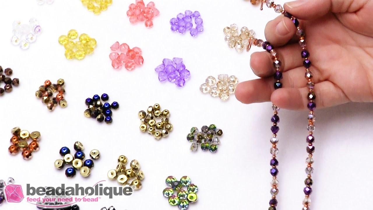 Show and Tell: Czech Glass Hill Beads