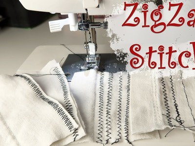 ZigZag Stitch Hacks & Facts | Sewing for Beginners Part 5
