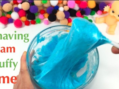 DIY Fluffy Slime Without Shaving Cream!! How To Make Slime With Hand Soap