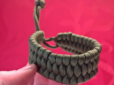 Diy Paracord Braclet | How To Make A Paracord Braclet
