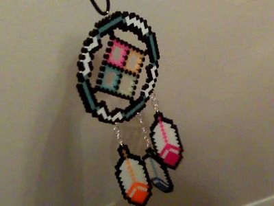 Dream Catcher - Perler Beads