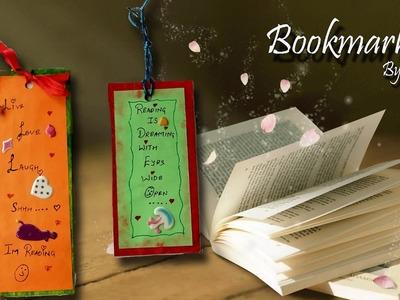 Handmade Paper Bookmark | Bookmarks | DIY | Artvilla