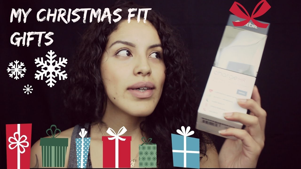 My Christmas Fit Gifts ft. Reebok + Youtuber Gifts