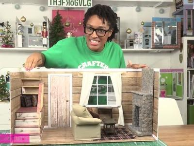 MyFroggyStuff! DIY - Every Dollhouse Review - Dollroom - Playset - Handmade - Craft - 4K