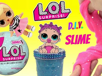 D.I.Y. LOL Surprise DOLLS Slime Recipe (Also, Spits, Pees, Cries) L.O.L. Toys | Toys Unlimited