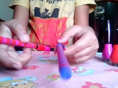 DIY- HOW TO DECORATE YOUR PEN HACK