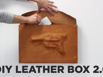 DIY Leather Box 2.0