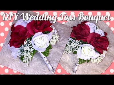 DIY WEDDING BOUQUET ???????? ????