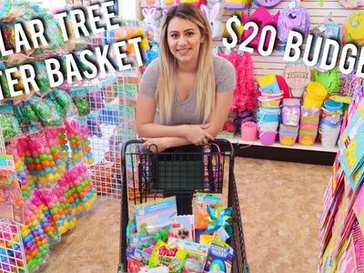 DOLLAR TREE DIY EASTER BASKET | B n V Family