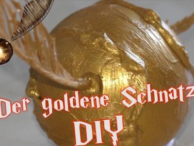 Harry Potter DIY Der goldenen Schnatz HD