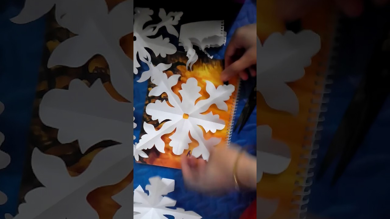 How to cut Applique design on paper