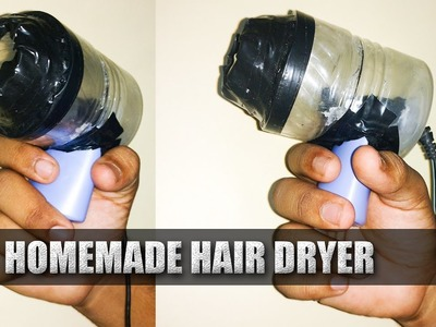 How to make Hair Dryer - at home - Mr. DIY