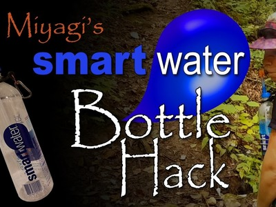 Miyagi's DIY Smart Water Bottle Hack